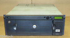 Dell PowerVault 132T SC24 0R0097 R0097 Tape Autoloader Library With LTO2 Drive