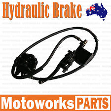 Hydraulic Rear Disc Brake Caliper System 110cc 125cc ATV Quad Bike Gokart Buggy