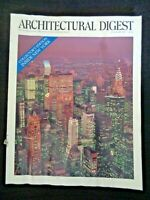 Architectural Digest Nov 1987 Lyn Revson Box Tree Hotel Beverly Sills Gay Talese