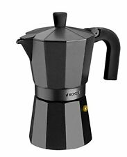 kela Espressokanne BARI aus Edelstahl für 6 Tassen //// Espressokocher