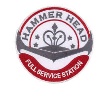 Hammer Head Full Service Station Final Fantasy BallCap Jacket Cosplay Patch