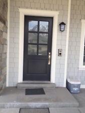 """Snowbird Style 42"""" x 96"""" (6) Lite Cottage Entry Door"""