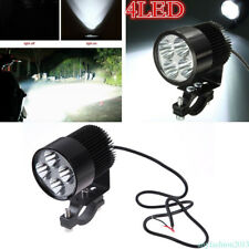 12V-80V 20W Electric Motorcycle LED Headlight Driving Fog Spot Work Light Lamp