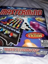 MASTERMIND. Code cracking game. 2 - 5 players age 8+. Parker. Used VGC