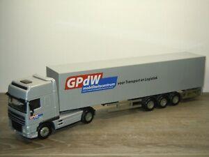Daf 95 XF Truck & Trailer GPDW Mobiliteitscentrum - Joal CSE 1:50 *51505