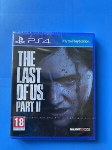 The Last of Us Part II 2 (Play Station 4, 2020)