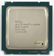 Intel Xeon E5 2695 V2 QS Remarked SR1BA 12Core 2.4GHz 30MB LGA2011 Processor CPU