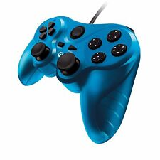 GIOTECK VX3 WIRED CONTROLLER FOR PLAYSTATION 3 PS3 - BLUE - NEW & SEALED