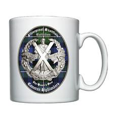 Liverpool Scottish, Cameron Highlanders  -  Personalised Mug