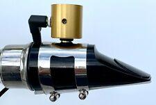 Bass Clarinet PiezoBarrel P7 Pickup, Yamaha BCL-5C mouthpiece & 4 meter Cable