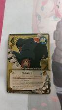 Naruto CCG Sasori [Legendary Puppet Creator] 481 Super Rare