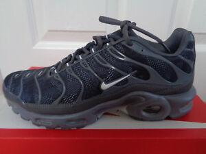 Nike Air Max Plus GPX trainers shoes 844873 004 uk 6 eu 40 us 7 NEW+BOX