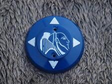 Flipper Bleu Tête Time Warp Pop Pare-Chocs Capuchon Plastique Original Williams flipper