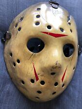 Friday The 13th Jason Voorhees part 8 Fiberglassmask New condition !!