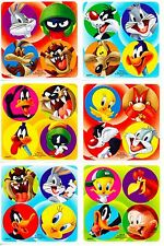 Looney Tunes Stickers - Looney Tunes Party - Dots Stickers - Bugs Tweety Taz