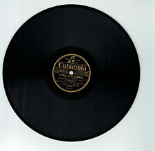 78 RPM 25cm Andreany Disc Cuckoo Large 'Motherboard Orch Stone Chagnon -