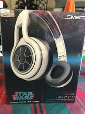 SMS AUDIO STAR WARS Second Edition TIE Fighter Wired Headphones