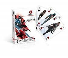 Playing Cards - Assassins Creed
