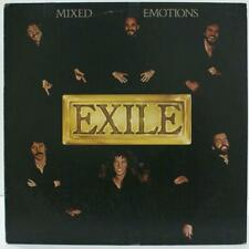 EXILE - MIXED EMOTIONS - POP ROCK VINYL LP
