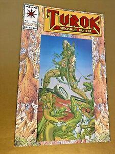 Valiant Comics, Dinosaur Hunter #1 Gold Edition Variant (Jul 1993)