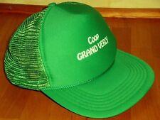 ★COOP GRAND VERLY Sommer-Cappy/Base-ball-Cap/Mütze grün one size★NEU★