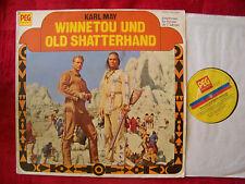 Winnetou und Old Shatterhand        PEG  LP