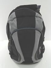 """New Wenger """"Mercury DX"""" 16"""" Computer Backpack - Gray/Black"""