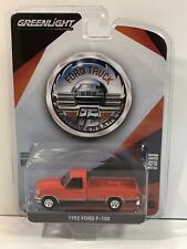 1992 Ford F-150 Red 1:64 Scale Greenlight 28020D