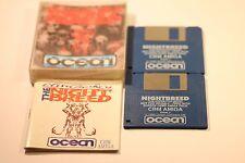 Clive BARKER'S il Cabal CBM AMIGA 500/1000 da parte dell'oceano 1990 3.5 Floppy