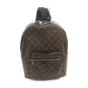 Louis Vuitton LV BackPack Bag M41530 Macassar Josh Browns Monogram 1719057