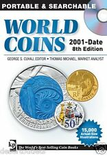2014 Standard Catalog of World Coins 2001-Date CD by George S. Cuhaj 8th Edition