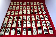 Spinner Dominoes Deluxe Edition ~ SINGLE~  By Puremco 1983 Vintage REPLACEMENT