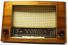 Saba Meersburg W II 2 TOP  Röhrenradio   tube Radio 3DS 5010