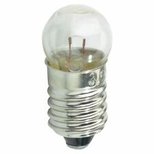 Barthelme Torch Bulbs E10 4.5V 100mA 11.5 x 24mm 644510  Torch Lamp (Pack of 3)