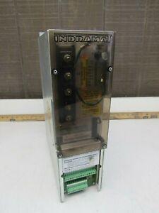 INDRAMAT TDM 1.2-050-300-W1/115 , A.C. SERVO CONTROLLER, TAKEOUT! MAKE OFFER!