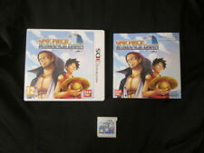 3DS : ONE PIECE : ROMANCE DAWN - Completo, ITA ! Compatibile 2DS e New 3DS XL