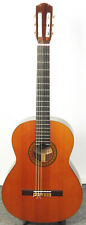 Rare & VNice Fender FC130S Solid Top Classical - Fresh: