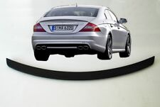 MERCEDES CLASSE CLS W219 04-10 AMG Look Posteriore Stivale Bagagliaio Spoiler Lip Wing ABS
