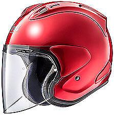 Asian fit  Arai Open Face Helmet VZ-RAM SZ-R Casque casco Helmet