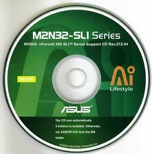 ASUS M2N32-SLi AND M2N32-SLi DELUXE  Motherboard Driversl  M896