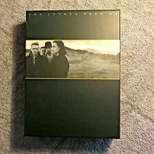 U2  THE JOSHUA TREE BOX 2CD+DVD+BOOKLET& FOTO - EU 2007 - PERFECT CONDITION