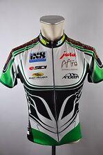 Andeer Werbung Bike cycling jersey maglia Rad Trikot Gr. S G-10