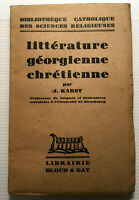 1934 EO LITTERATURE GEORGIENNE CHRETIENNE KARST NUM°269 RELIGION HISTOIRE ORIENT