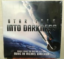 STAR TREK INTO DARKNESS Soundtrack Score Vinyl LP Music by Michael Giacchino
