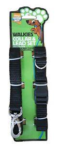 Good Boy Durable & Robust Collar & Lead Set Medium Large  (Dog Lead &  Collar)