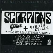 The Scorpions, In Trance / Virgin Killer: The Axe Killer Warriors Set, Excellent