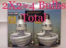 4 PACK - 135W 6500K Natural Sunlight Light Bulb/s Grow CFL Growlights