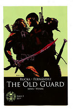 The Old Guard #5 (2017) Image NM/NM- Pride Variant