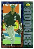 1994 Upper Deck STAR ROOKIES 3X5 JUMBO #19 MICHAEL JORDAN Baseball QTY AVAILABLE
