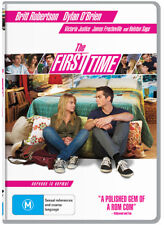 The First Time (DVD, 2015) Comedy Nervous is Normal [Region 4] NEW/SEALED